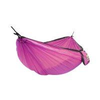 Одноместный туристический гамак voyager, фиолетовый