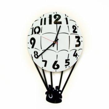 Часы воздушный шарcl173 30х49см