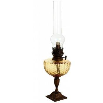 Керосиновая лампа, 9х52см.стиларс