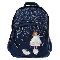 Рюкзак школьный эргономичная спинка 40 х 30 х 16 см bruno visconti «девочк