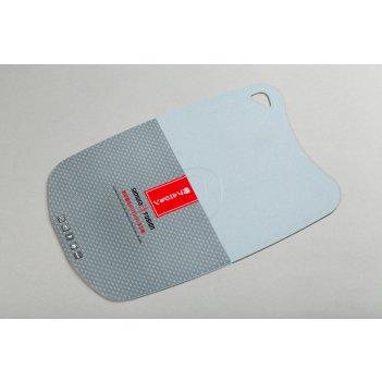 Доска термопластиковая с антибактериальным покрытием (серый) samura