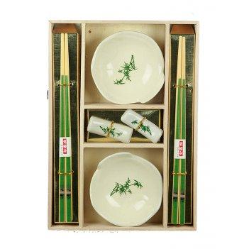 Набор для суши на 2 персоны 25*17*4см (уп.1/36наб.)