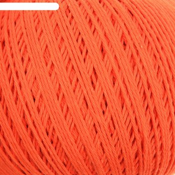 Нитки вязальные фиалка 225 м, 75 гр, цвет 0502