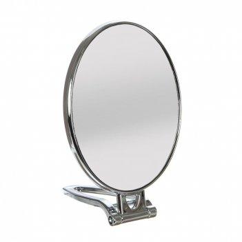 Зеркало настольное, l12,5 w12 h19 см