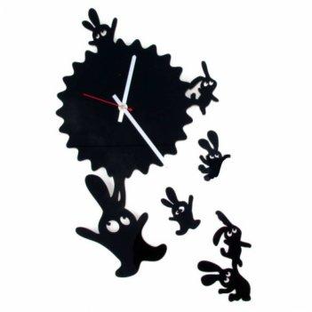 Часы парашютисты cl1109  29х47см
