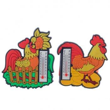 Термометр петух, l6 w0,4 h5см ,2в