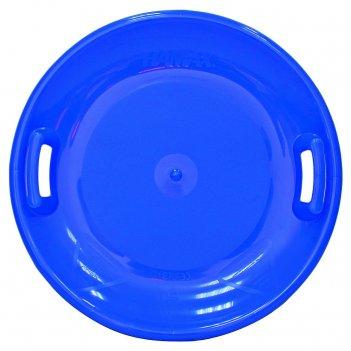 Ледянка stiga twister круглая - синий