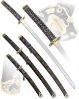 d-50016 набор самурайских мечей, 3 шт.