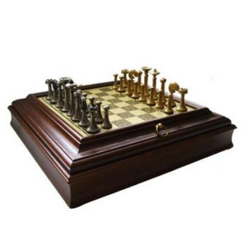 Шахматы «ottone salido»