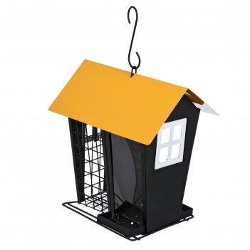Кормушка для птиц, 19 x 15 x 21,5 см