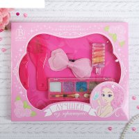 Набор детской косметики для девочек лучшей из принцесс + аксессуары