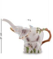 Fm-74/ 1 заварочный чайник слоны (pavone)
