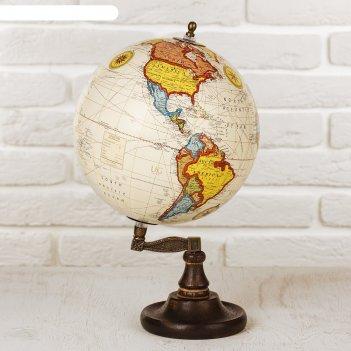 Сувенир глобус празник 20,3х20,3х33 см