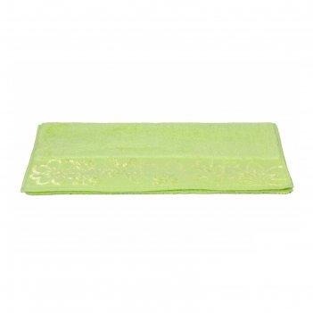 Полотенце dora, размер 50 x 90, зелёный
