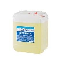Дезинфицирующее средство для бассейна aqualeon, 10 л (12 кг) (стаб. хлор)
