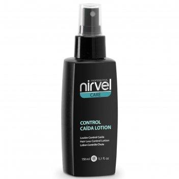 Лосьон-комплекс против выпадения волос nirvel professional control, 150 мл