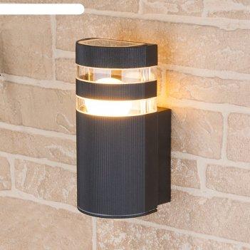 Светильник elektrostandard садово-парковый, 60 вт, e27, ip54, настенный, t