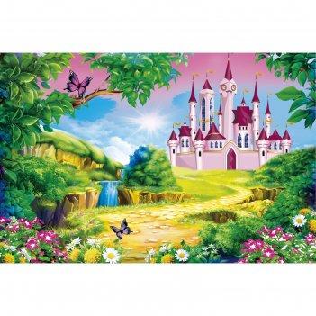Фотобаннер, 250 x 200 см, с фотопечатью, «сказочный замок»