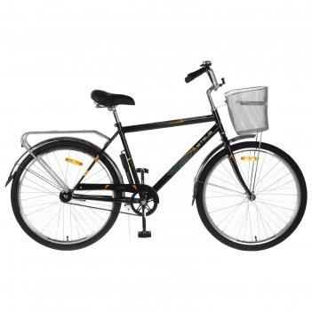 Велосипед 26 stels navigator-210 gent, z010, цвет черный, размер 19
