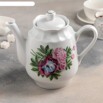 Чайник 1,75 л пион