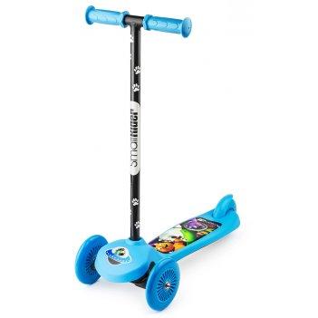 Трехколесный самокат small rider scooter (cz) (синий)