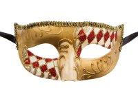 Изделие декоративное маска карнавальная 16*8 см....