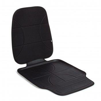 Чехол-накладка для защиты автомобильного сиденья happy baby child car seat