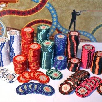 Фишки для покера casino royal