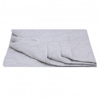 Одеяло всесезонное «лен», размер 200х220 см