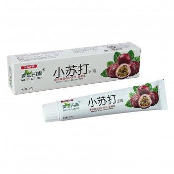 Зубная паста с экстрактом маракуйи 110гр