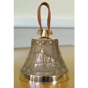 Колокольчик из бронзы 425 лет воронежу
