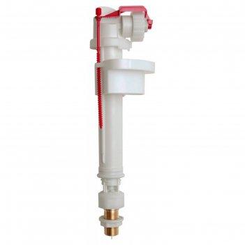 Впускной клапан для бачка alcaplast a18, 3/8, с нижней подводкой и металли