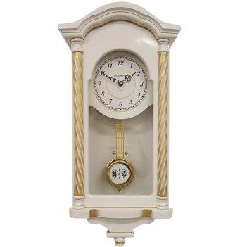Настенные часы columbus co-1882 pgwh с маятником и боем