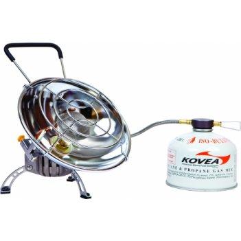Газовый обогреватель kovea fire ball kh-0710 походный