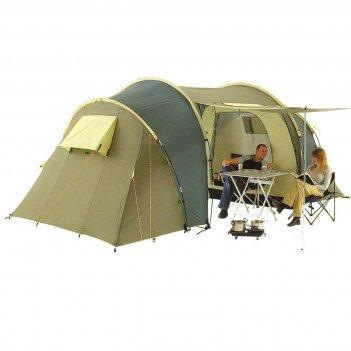 Палатка кемпинговая campus indiana 2+2
