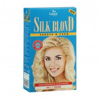 Осветлитель для волос silk blond