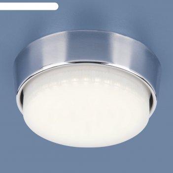 Светильник elektrostandard 1037 gx53 хром