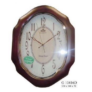 Настенные часы gastar  g10416d  (дерево)