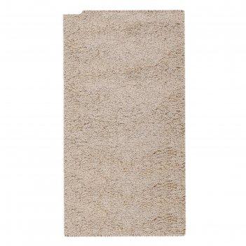 Ковёр shaggy ultra s600, 2*4 м, прямоугольный, beige mр