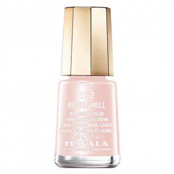 Лак для ногтей mavala 162 розовая ракушка
