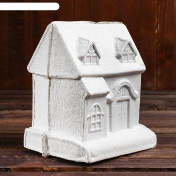 Основа для творчества и декорирования копилка дом