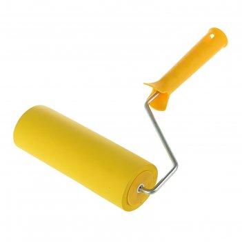 Валик прижимной hobbi, резина, 180 мм