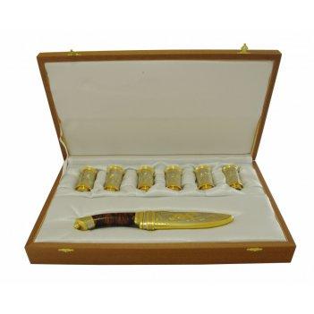 наборы ножей златоуст