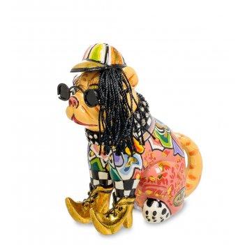 Tg-3748 статуэтка собака джек (томас хоффман)