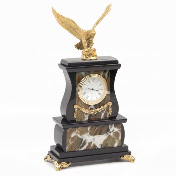 Часы орел офиокальцит бронза