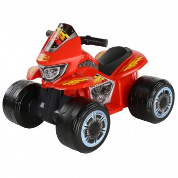 Электромобиль квадроцикл-мини molto, 6v (r) 61843