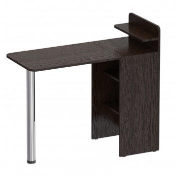 Маникюрный стол трансформер 100*45*93, цвет венге