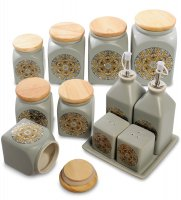 Tj-01 набор керамических банок