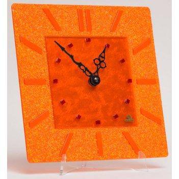 Часы  glass deco ns-g5