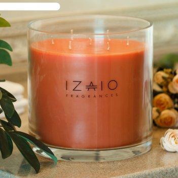 Свеча ароматическая ароматный лес